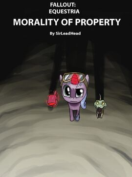 Morality of Property Cover Art