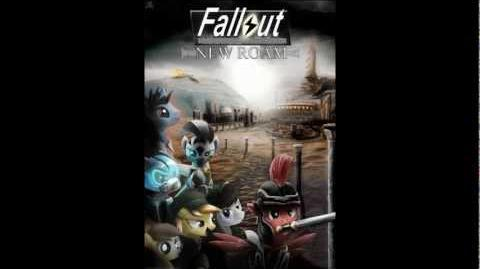 Fallout Equestria New Roam theme Song