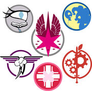 Ministries emblems