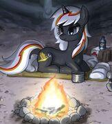 24960 - fallout equestria oc Velvet Remedy