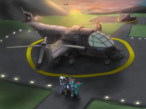 Mission successful by pantzar-d5r9wv0