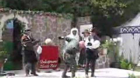 Renaissance Faire - Shakespeare Blood Bits