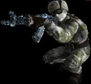 Chinese Rifleman