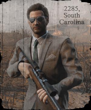 Larry Johnson Sniper 2