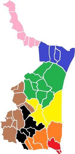 250px-Tamaulipas Map Coloredp