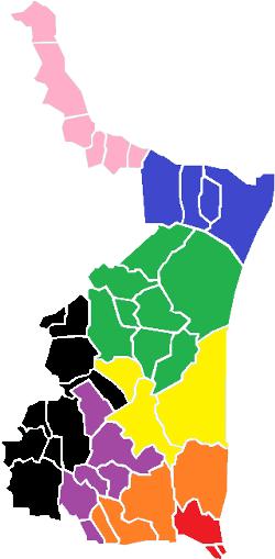 250px-Tamaulipas Map Coloredbr