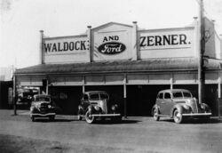 Waldock Plaza
