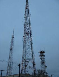 Communcations tower 650