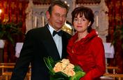 Het huwelijk van Guy Maeterlinck en Annemarie Govaert