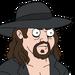 Facespace portrait undertaker