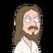 Jesus-facespace
