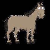 Character-brain-damaged-horse