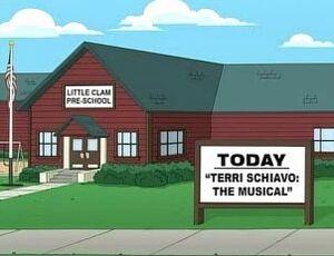 Little Clam pre school