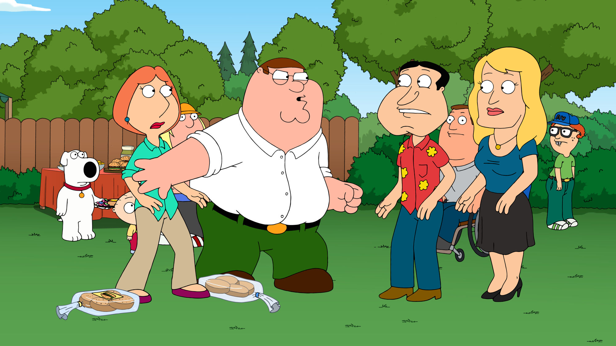 Lois Griffin Teaches Meg And Steve Smith How To Have Sex