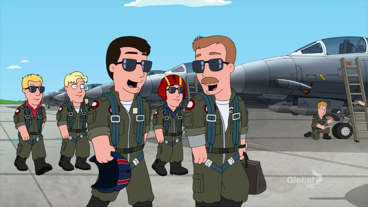 Top Gun | Family Guy W...