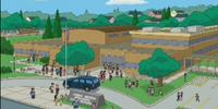James Woods Regional High School