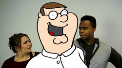 Peter in Nostalgia Critic