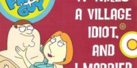 It Takes a Village Idiot, and I Married One (book)