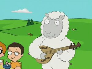 Melody Sheep