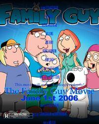 THE FAMILY GUY MOVIE TRAILER