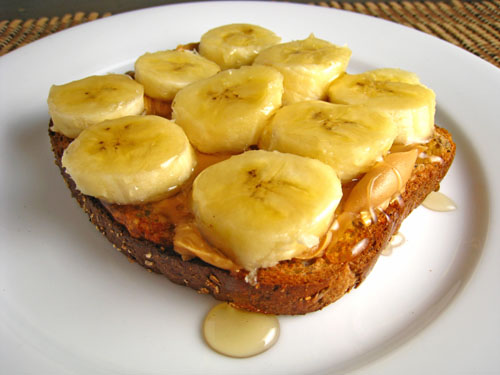 File:Peanut butter and banana toast.jpg