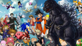 Godzilla vs The Internet (Series)