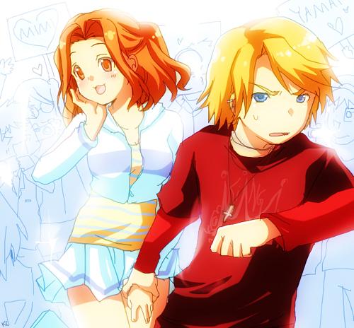 File:Yamato and Mimi - Fangirls.jpg