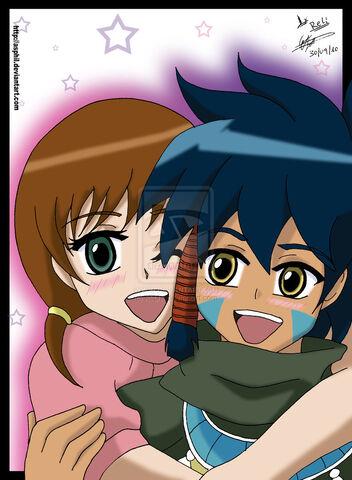 File:Ikuto and Chika-Innocent Love.jpg
