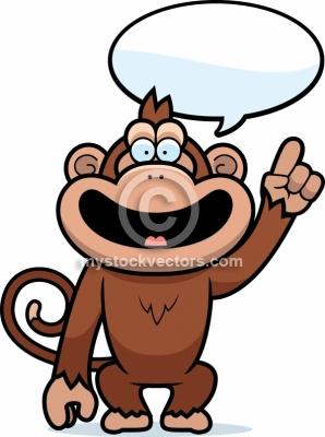 File:Cartoon Monkey Talking Royalty Free Vector Illustration sjpg4127-1-.jpg