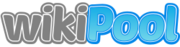 Main Page Wikipool wordmark