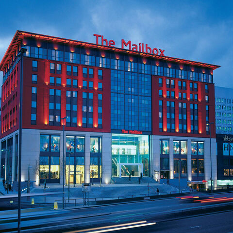 The Mailbox, the most expensive mall in Avenir.