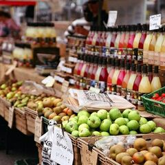 The farmer's market, which comes to Ambrose Green in January to October, with November and December being engulfed by the aforementioned German markets. They are renowned for having the best fruits and meats in Avenir, with many from the north and south all flocking thereto.