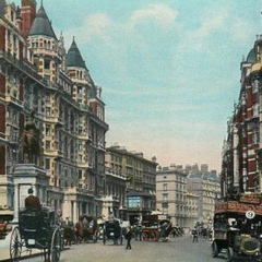 The Harvey Nichols store in Avenir, being the first in the city. It was set up in Avenir and London as, at the time (and nowadays), they were the most prominent metropolises in the United Kingdom. A second Harvey Nichols has since been opened in The Mailbox on the Blue Ringway.