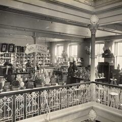 Another photo of Lillian's Market's interior, back when it was still a market.