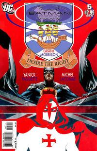 Batman Incorporated 5