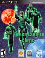 Green Lantern Corps- The Video Game
