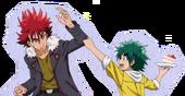 Cross Fight B-Daman eS-Basara & Ryudo