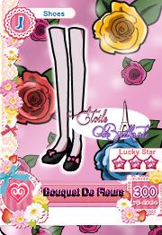 BouquetDeFleursShoes