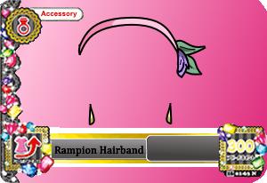 RampionBraidBeautyFlower