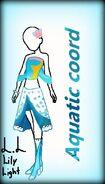 Aquactic coord