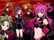 Aa Dark Pretty Cure5!
