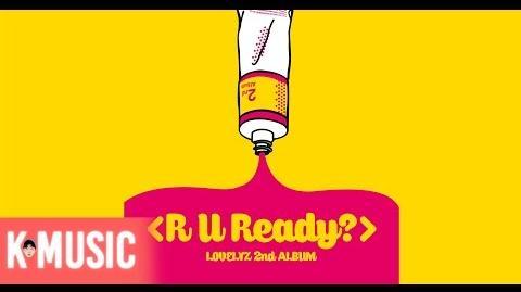 Lovelyz (러블리즈) - Cameo (2nd Album R U Ready? )-0