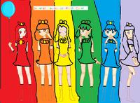Jewelish Rainbowish Pretty Cure!
