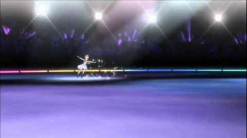 Pretty Rhythm Aurora Dream - Asechi Kyoko & Kanzaki Sonata - Aurora Rising Showdown (episode 13)-0