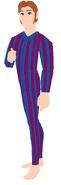 Hans pajamas
