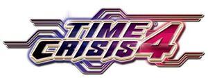 Timecrisis4 logo
