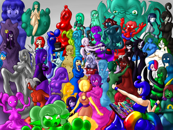 Grand gooey gathering by doodledowd-d5ujxj2