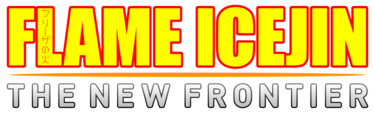 Flame Icejin - The New Frontier (logo)