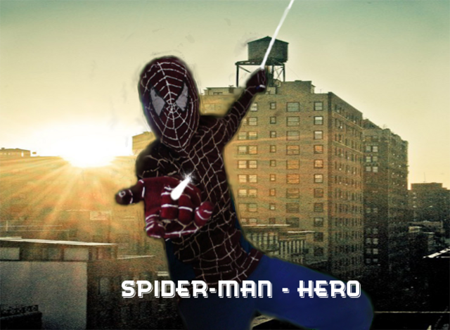 File:Spider-Man - Hero Poster.png