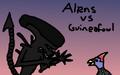 AVG -- Aliens vs. Guineafowl